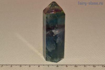 Кристалл из флюорита